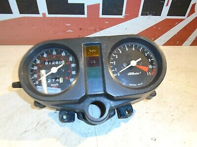 Honda CB400N Superdream Clocks CB Superdream Instrument Panel