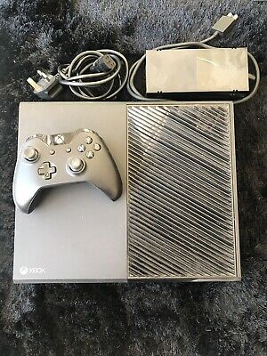 Microsoft Xbox One 1 controller console and all leads