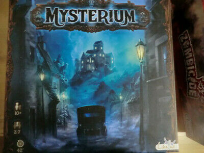 mysterium board game excellent played once