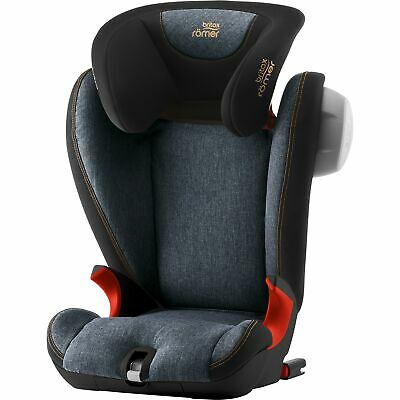 Britax Romer KIDFIX SL Black Series Group 2/3 ISOFIX Child Car Booster Seat