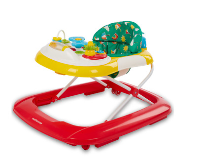 Mothercare Sunshine and Showers Baby Walker - Ex Display