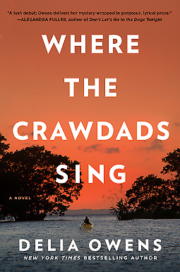 Where the crawdads sing by Delia Owens(Audiobook,FAST E-DELIVERY)