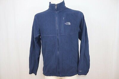 The North Face Man's TKA200 Fleece Hiking Outdoor Full Zipped Jacket sz M