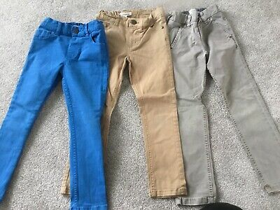 Boys skinny Jeans Bundle Age 4-5