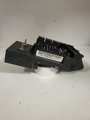 00 Ford Excursion Under-Dash Cabin Fuse Relay Box Block Panel YC3T-14A067-BF AB