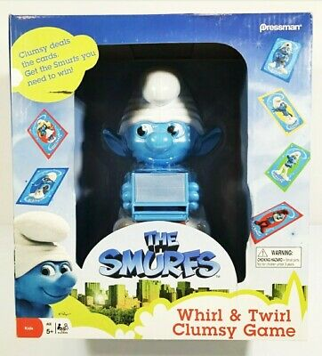 54 Playing cards Puppy The Smurfs 755211
