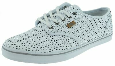 Vans  Girls Active Atwood Low DX perforated circle white