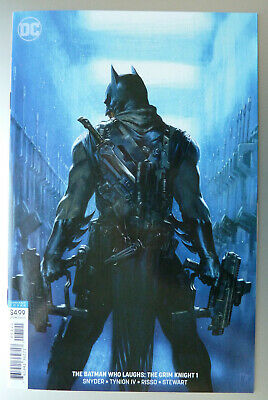 The Batman Who Laughs: Grim Knight #1 - 1st Print Dell'Otto Variant - NM- 9.2
