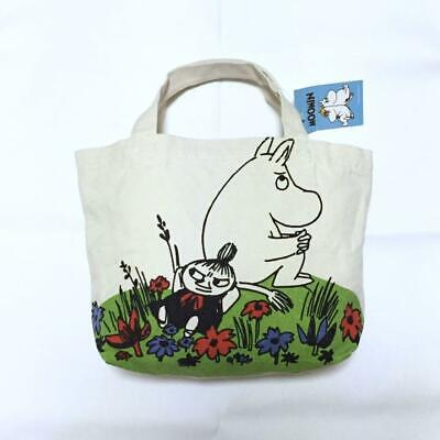 Moomin Kawaii Moomintroll Cooler Bag Lunch Bag Bento From JAPAN With Trucking