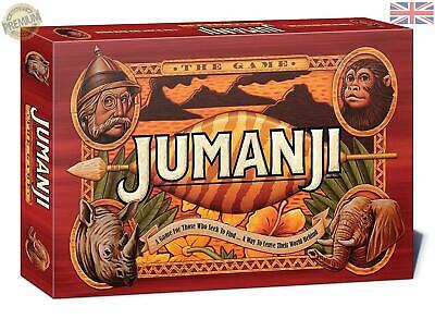 Jumanji Original Board Game c206a7
