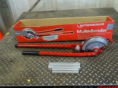 Rothenberger  Multi-Bender, Copper Tube and Stainless Pipe  , 90612