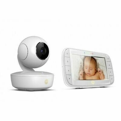 Motorola Mbp50 Video Baby Monitor With Parent Curved LCD (Used)