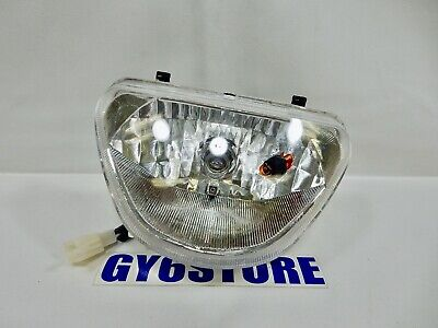 TAOTAO BOULDER B1 110cc ATV HEADLIGHT ASSEMBLY (INCLUDES HARNESS & BULBS) *OEM*