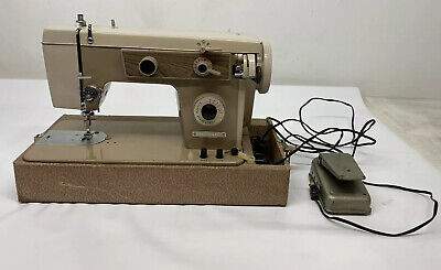 Antique National Sewing Machine Model 700BB - For Parts & Repairs