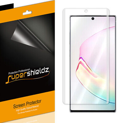 2XSupershieldz Clear Full Cover Screen Protector for Samsung Galaxy Note 10 Plus