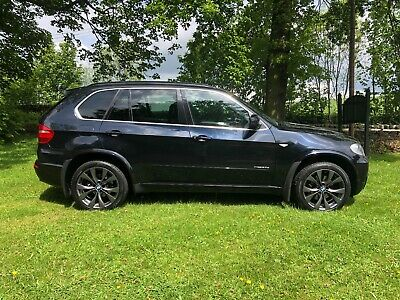 2010 60 Plate Bmw X5 Xdrive 3.0D Msport 7 Seater Auto (May Px)