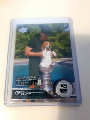 2014-15 Upper Deck Series 1 - DAY WITH THE CUP Drew Doughty #DC9