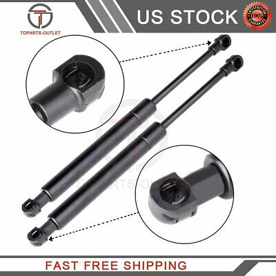 Pair Lift Supports Front Hood Struts Shocks Fits Jeep Grand Cherokee 1999-2004