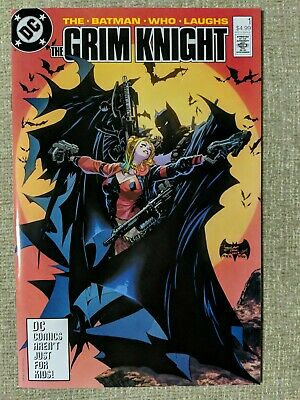 Batman Who Laughs The Grim Knight #1 Philip Tan Homage Exclusive Harley Quinn