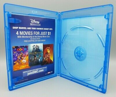 20 *EMPTY* Disney Marvel MCU BluRay *CASES/SLIPS ONLY!! NO BLU-RAY, DVD OR CODES