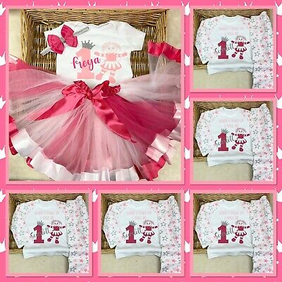 Baby girl princess outfits with pyjamas star style age is 1,2, Pink Mix Cute