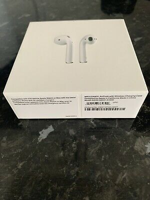 Apple 2nd Generation Airpods with Wireless Charging Case BRAND NEW
