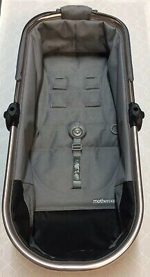 Mothercare Orb Carry Cot In Grey