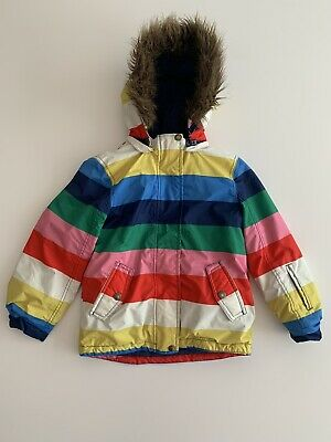 Girls Boden All Weather Waterproof Jacket/Ski Jacket Age 7-8