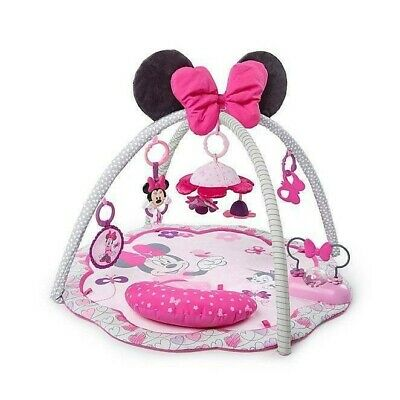 Minnie mouse Newborn Baby Play Activity Gym