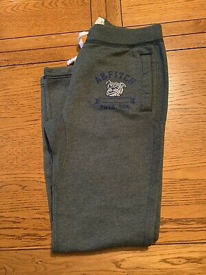 Men's Abercrombie & Fitch Bottoms Joggers Size Medium