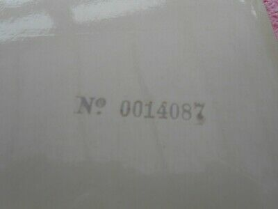 The Beatles White Album 1st press Low number 0013087 MONO EX Top Loader