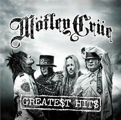 MOTLEY CRUE - Greatest Hits - 2 CD - **Mint Condition** - RARE