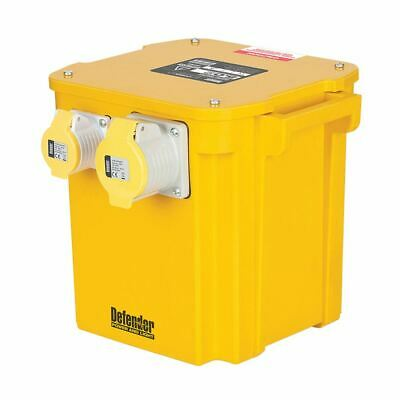 Defender E205042 110V 5000W 5kVA Portable Transformer