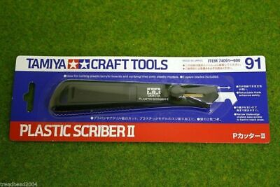 Tamiya PLASTIC SCRIBER Modelling Accessories item 74091