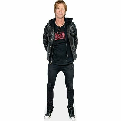 Duff McKagan (Casual) tamano natural