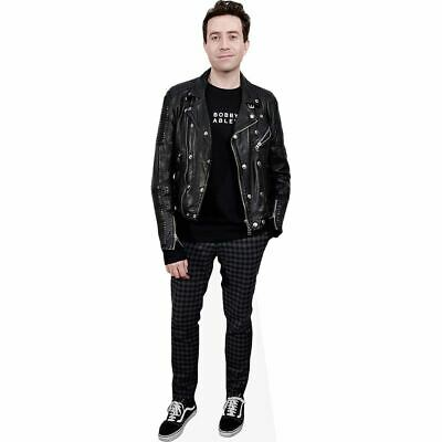 Nick Grimshaw (Leather Jacket) tamano natural