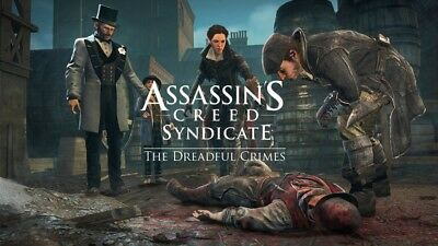 Assassins creed syndicate asesinatos terrorificos DLC PS4