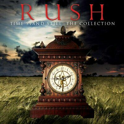 RUSH TIME STAND STILL: THE COLLECTION CD (Best Of / Greatest Hits)