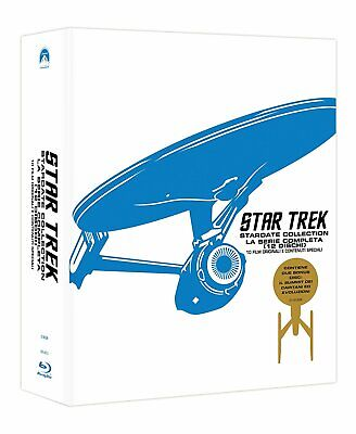 |2501295| Star Trek Collection (12 Blu-Ray) - Star Trek - Nemesis [Blu-Ray] Sigi