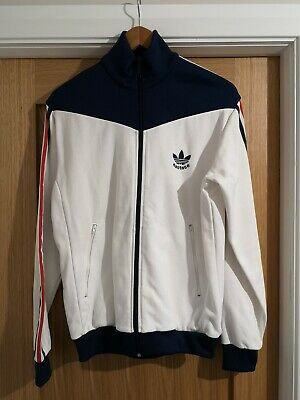 Adidas Originals Nastase Tracksuit Top Size Large L Adidas Tennis Casuals