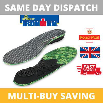 Ironman Flexalign Support Insoles | Medium Neutral Arch Orthotic