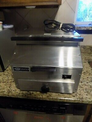 EmberGlo ES5M Countertop Half Size Electric Commercial Steamer,FOR PARTS/REPAIR