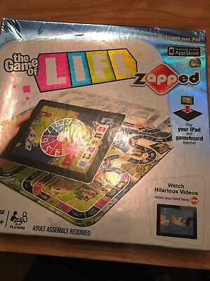 The Game Of Life. Zapped Edition. Works With Ipad.