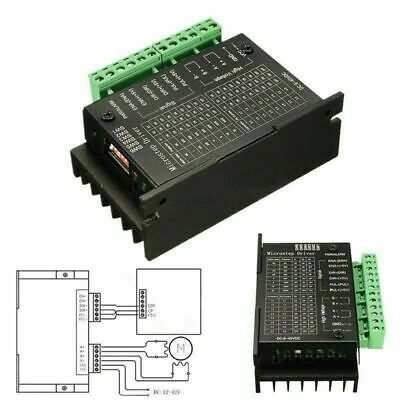 CNC Single Axis 2/4 Phase 4A 9-40V DC Stepper Motor Driver Controller TB6600 UK