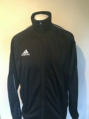 Adidas Tracksuit Track Top Jacket Large Mens