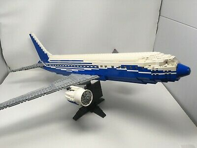 /'DIE CUT/' REPLACEMENT STICKERS for Lego 10177 BOEING 787 DREAMLINER with EXTRA/'S