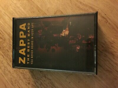 Frank Zappa - Best Band You Never Heard in Your Life (2012) 2 CD's @337
