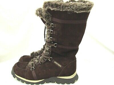 Details about SKECHERS Grand Jams Unlimited 45419 Winter Boots, Women's Size 6 Black