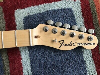 2017 Fender American Special Telecaster NECK - Maple Tele! Made in USA!
