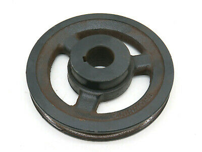 """Browning AK51X1 Finished Bore Sheave Pulley 1"""" Bore 1 Groove"""